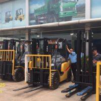 Điểm mua xe nâng tại Hà Nội uy tín chính hãng