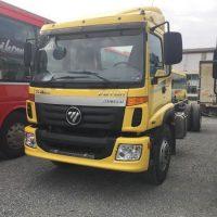 Xe tải auman C160 nhận được sự tin tưởng từ phía khách hàng