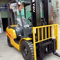 Mua xe nâng 2.5 tấn TEU nhập khẩu mới nhất