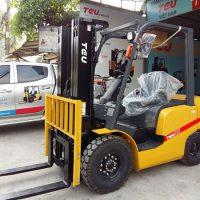 Thiết kế của xe nâng hàng 2.5 tấn TEU