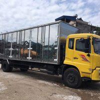Xe tải 9 tấn thùng dài và những yếu tố cần xem xét