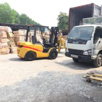 Xe nâng hàng Trung Quốc TEU chất lượng giá rẻ